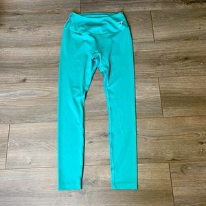Gymshark Training Leggings Seafoam Green S NWOT